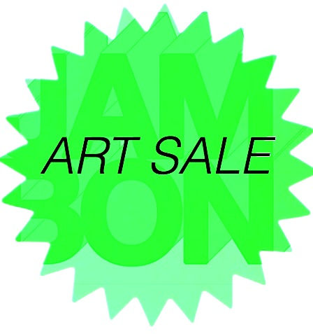 Pop up_JAMBON Art Sale