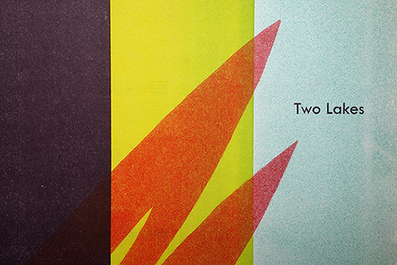 Two Lakes Book Cover