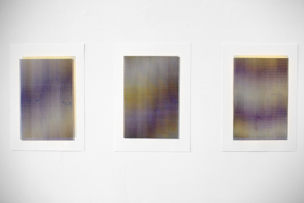 Contradistinctive Series, Lithographic Prints, 2013