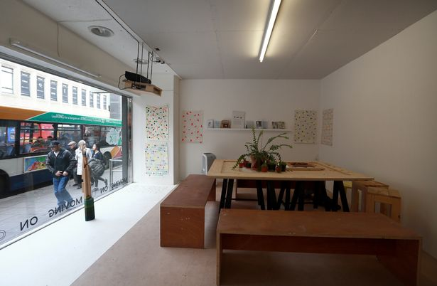 Project Space (Photo: Newcastle Chronicle)