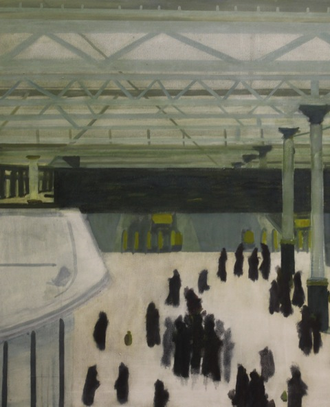 Section of 'in transit'