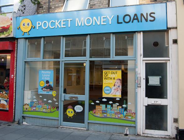 Darren Cullen: Pocket Money Loans