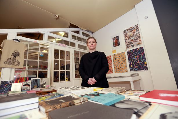 Charlotte Gregory, director of NewBridge Project (Photo: Newcastle Chronicle)