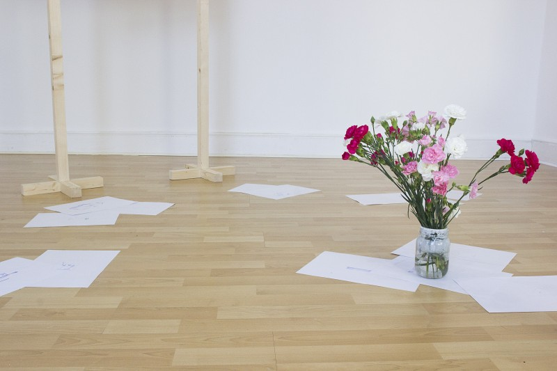 flowers-for-carrie-drawings-for-jamie-spare-room-residency-liverpool-2017