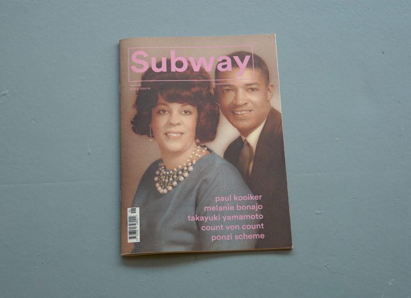 Subway: Issue 6