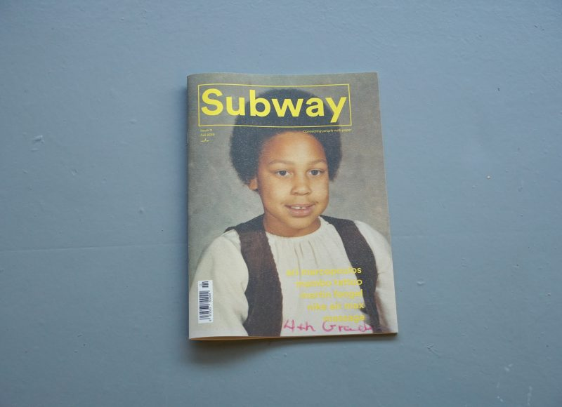 Subway: Issue 11