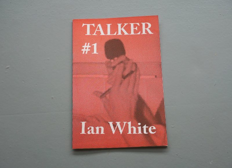 Talker #1: Ian White - Giles Bailey
