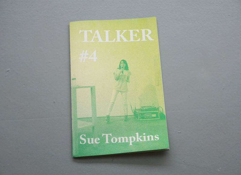 Talker #4: Sue Tompkins - Giles Bailey