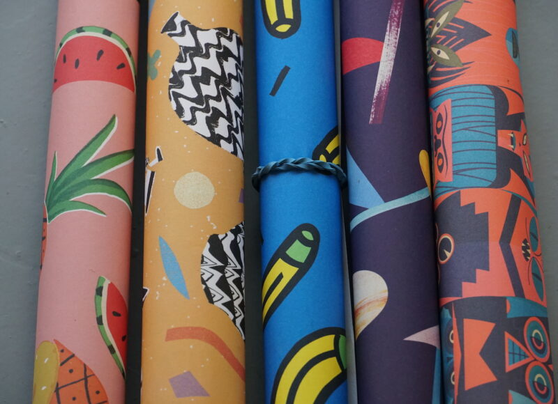 Wrapping Paper - Various Designs