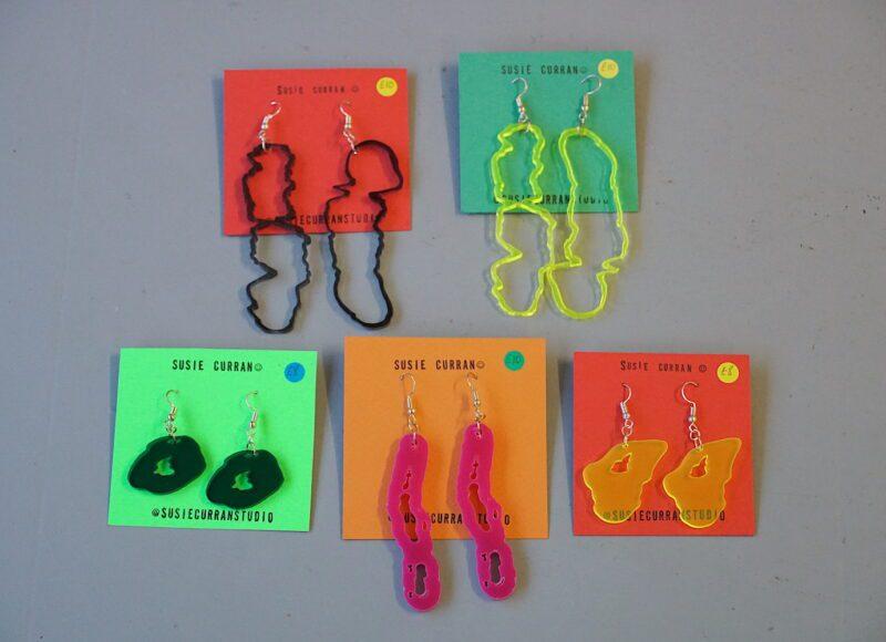 Handmade Earrings - Susie Curran